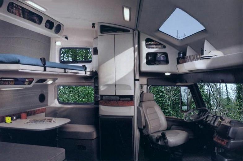 Volvo 770 Toterhome Conversion